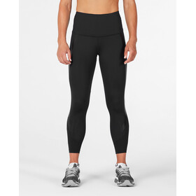 2XU Hi-Rise Running Pants Women black